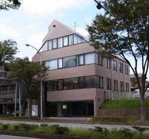 横浜都筑ビジネス&コミュニティの外観