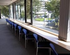 横浜都筑ビジネス&コミュニティのレンタルオフィスのフリーデスクの画像